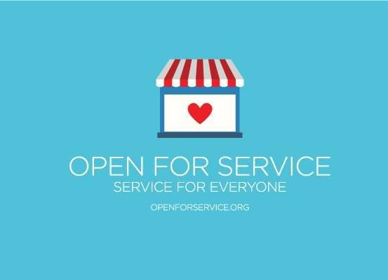 Open for Service